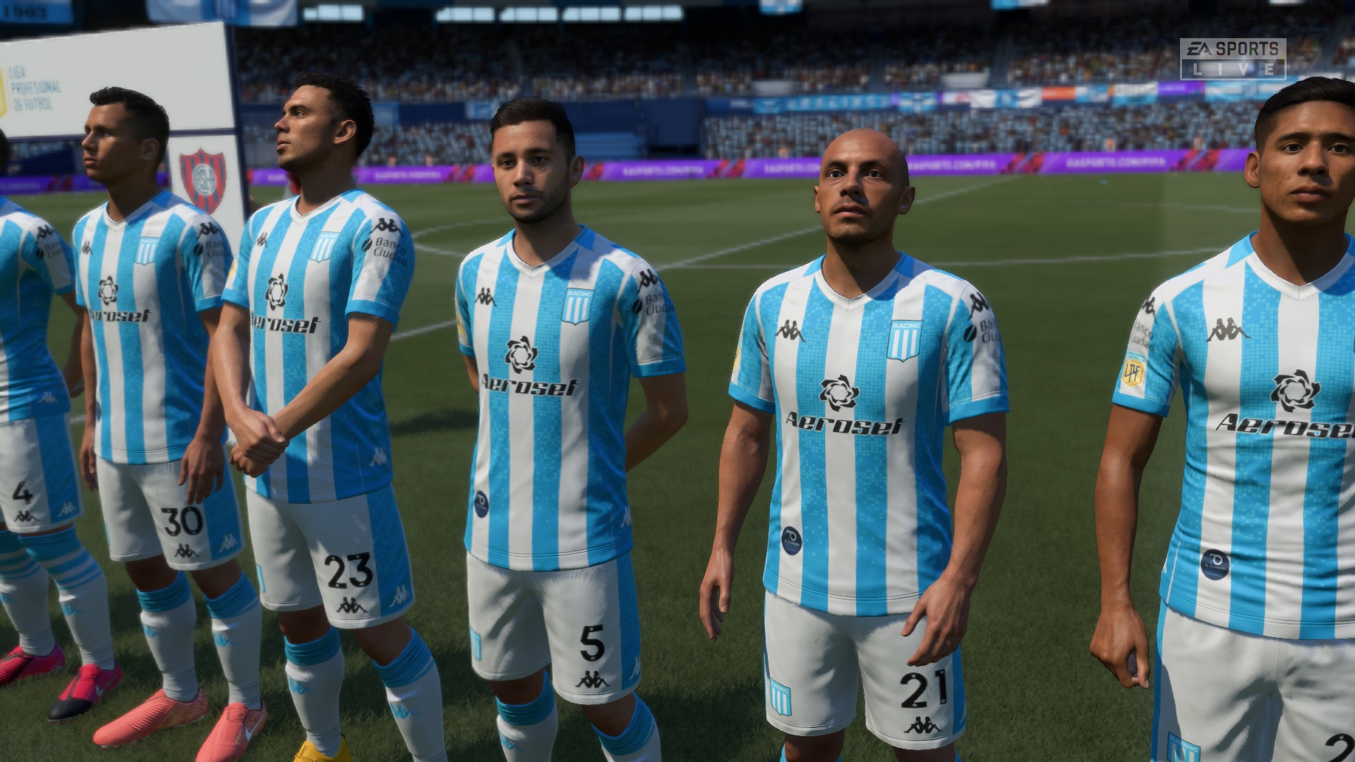 Fifa 21 Argentina Primera Divisoin free download